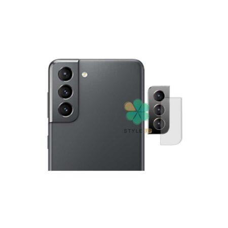 خرید محافظ گلس لنز دوربین گوشی سامسونگ Samsung Galaxy S21 Plus 5G