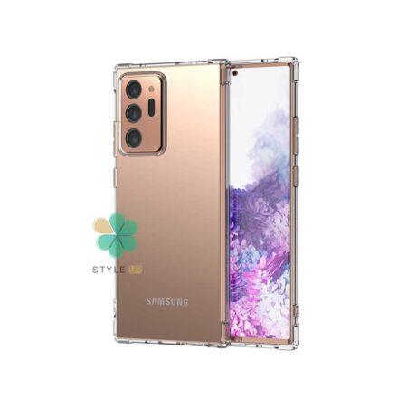 خرید قاب ژله ای گوشی سامسونگ Galaxy Note 20 Ultra مدل کپسول دار