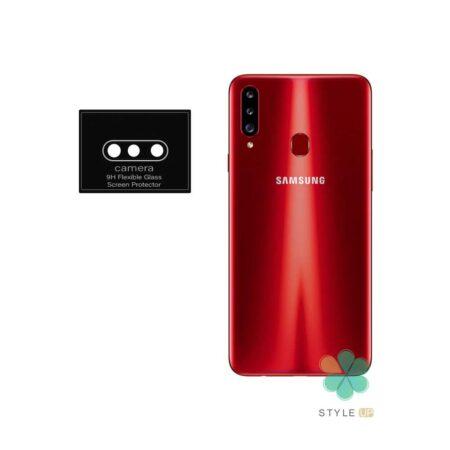 خرید گلس سرامیک لنز دوربین گوشی سامسونگ Samsung Galaxy A20s