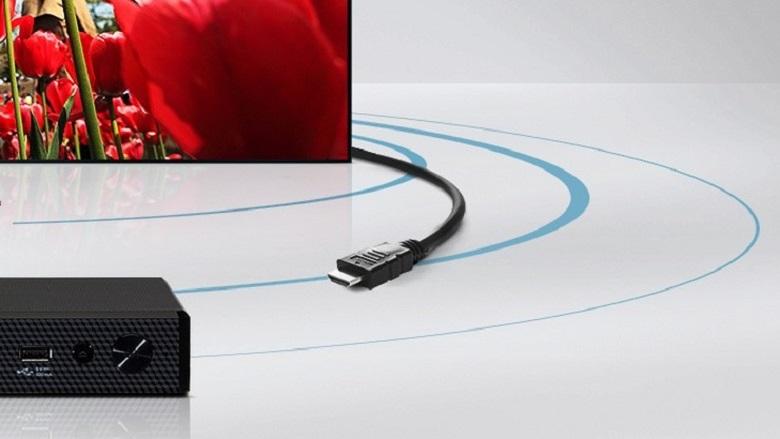 اتصال اسپیکر به تلویزیون