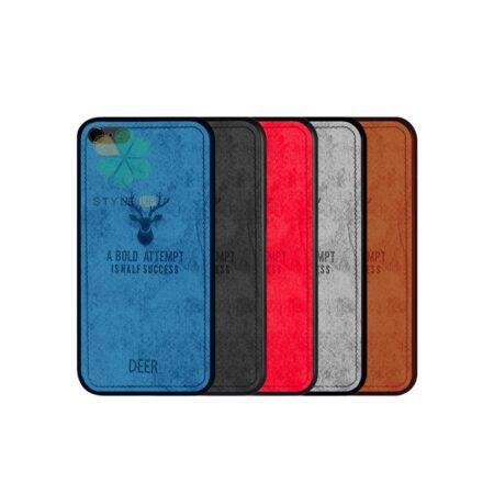 خرید قاب گوشی آیفون iPhone 6 Plus / 6s Plus پارچه ای طرح گوزن