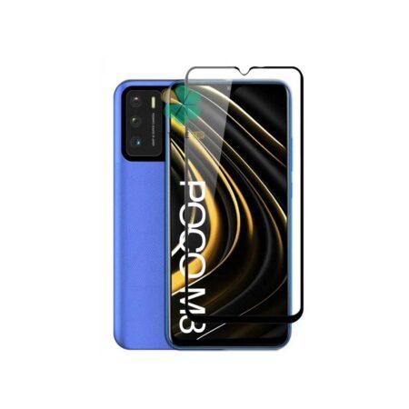 خرید محافظ صفحه گوشی شیائومی Xiaomi Poco M3 تمام صفحه مدل OG