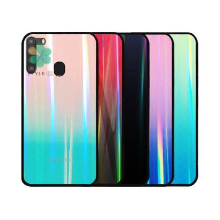 خرید قاب گوشی سامسونگ Samsung Galaxy A21 مدل Aurora