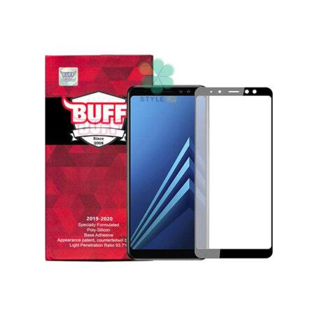 خرید گلس محافظ صفحه گوشی سامسونگ Galaxy A9 2018 مدل Buff 5D