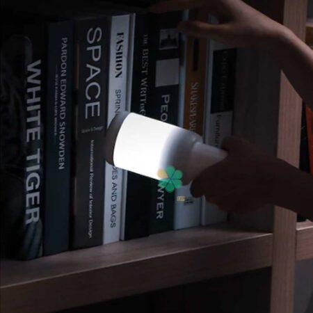 عکس چراغ اضطراری قابل حمل بیسوس مدل CRYJD01-A02