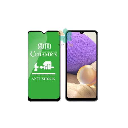خرید گلس سرامیکی گوشی سامسونگ Galaxy A32 5G مدل تمام صفحه
