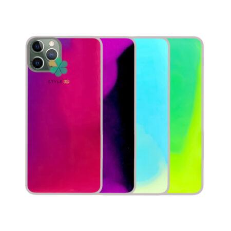 خرید قاب آکواریومی گوشی اپل ایفون Apple iPhone 11 Pro مدل شب رنگ