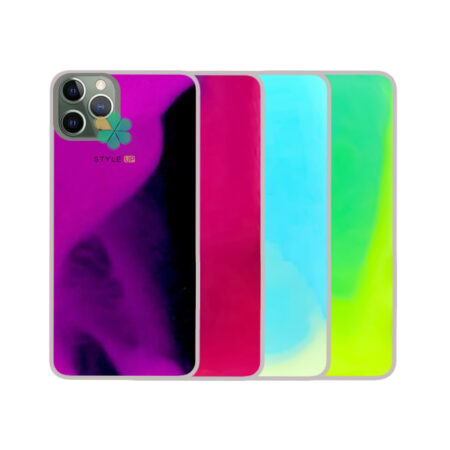 خرید قاب آکواریومی گوشی ایفون Apple iPhone 11 Pro Max مدل شب رنگ