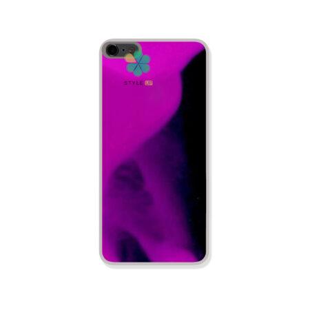 خرید قاب آکواریومی گوشی ایفون Apple iPhone SE 2020 مدل شب رنگ