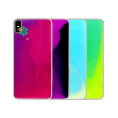 خرید قاب آکواریومی گوشی ایفون Apple iPhone X / XS مدل شب رنگ