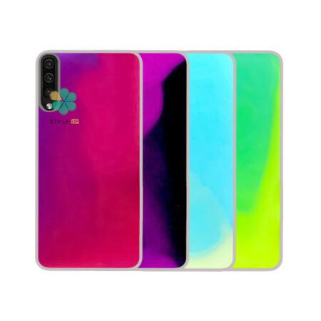 خرید قاب آکواریومی گوشی سامسونگ Samsung Galaxy A50 مدل شب رنگ