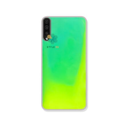 خرید قاب آکواریومی گوشی سامسونگ Galaxy A30s / A50s مدل شب رنگ