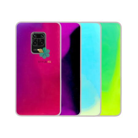 خرید قاب آکواریومی گوشی شیائومی Note 9s / 9 Pro مدل شب رنگ