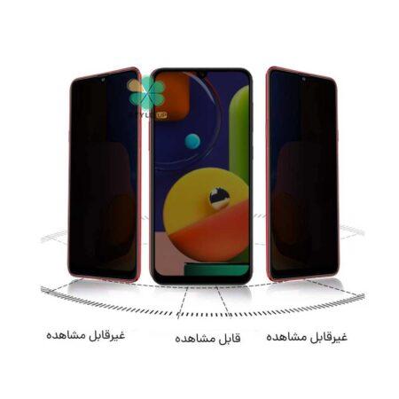 خرید محافظ گلس پرایوسی گوشی شیائومی Xiaomi Poco M3