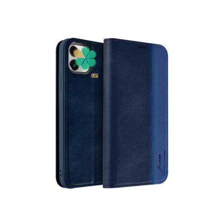 خرید کیف چرمی گوشی اپل ایفون Apple iPhone 12 Mini برند J-Case