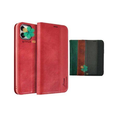 خرید کیف چرمی گوشی ایفون Apple iPhone 12 Pro Max برند J-Case