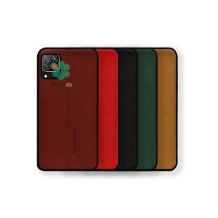 خرید کاور چرمی گوشی سامسونگ Samsung Galaxy A12 مدل K2