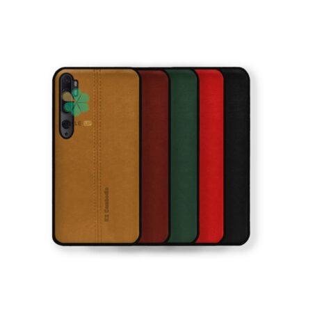 خرید کاور چرمی گوشی شیائومی Xiaomi Mi Note 10 مدل K2
