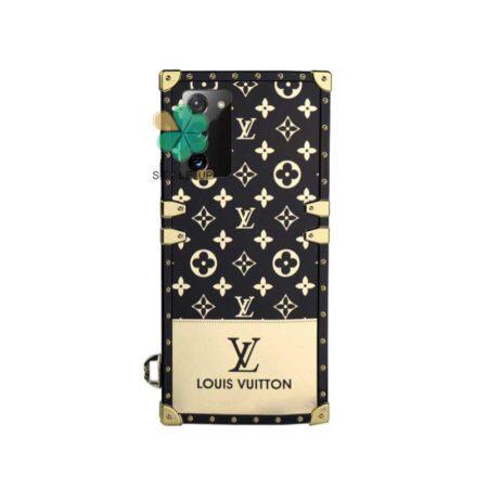 خرید قاب گوشی سامسونگ Galaxy Note 20 مدل صندوقی لویی ویتون
