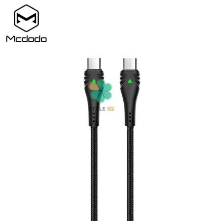 خرید کابل شارژ تایپ سی به تایپ سی مک دودو مدل Mcdodo CA-6660