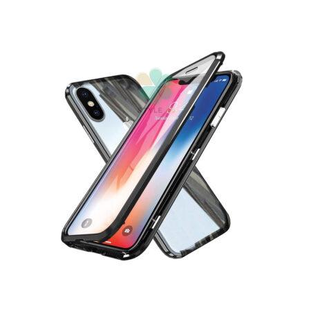 خرید محافظ 360 درجه شیشه ای مگنتی گوشی اپل Apple iPhone X / XS
