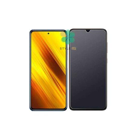 خرید محافظ صفحه گلس مات گوشی شیائومی Xiaomi Poco X3