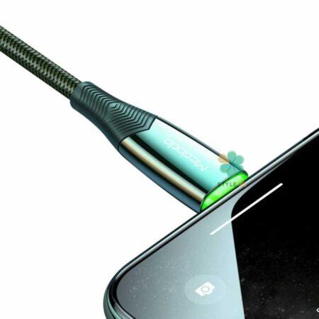 خرید کابل شارژ هوشمند Lightning مک دودو مدل Mcdodo CA-806