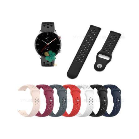 خرید بند ساعت هوشمند آمازفیت Amazfit GTR 2e مدل Nike
