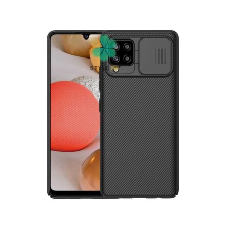 خرید قاب محافظ نیلکین گوشی سامسونگ Galaxy A42 5G مدل CamShield