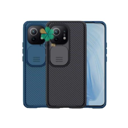 خرید قاب محافظ نیلکین گوشی شیائومی Xiaomi Mi 11 مدل CamShield