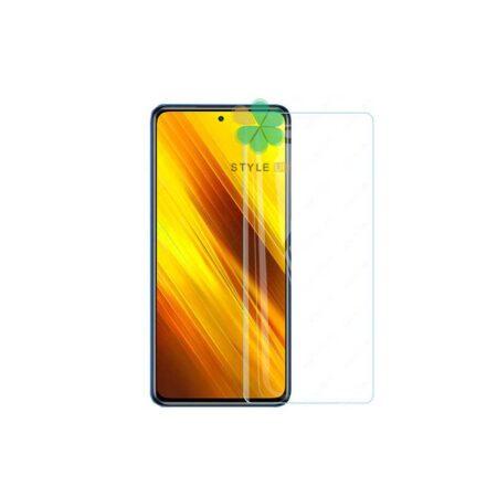 خرید گلس سرامیکی گوشی شیائومی Xiaomi Poco X3 مدل No Frame