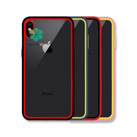 خرید قاب پشت شفاف گوشی اپل ایفون Apple iPhone X / XS مدل Otterbox