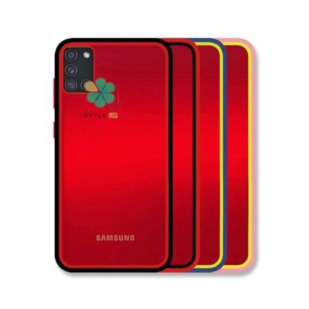 خرید قاب پشت شفاف گوشی سامسونگ Samsung Galaxy A21s مدل Otterbox
