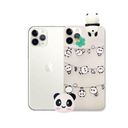 خرید قاب فانتزی گوشی اپل ایفون Apple iPhone 11 Pro Max مدل Panda