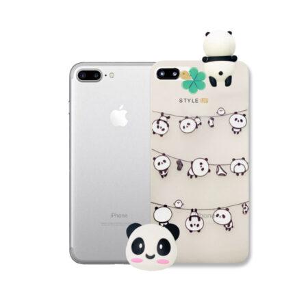 خرید قاب فانتزی گوشی ایفون iPhone 7 Plus / 8 Plus مدل Panda
