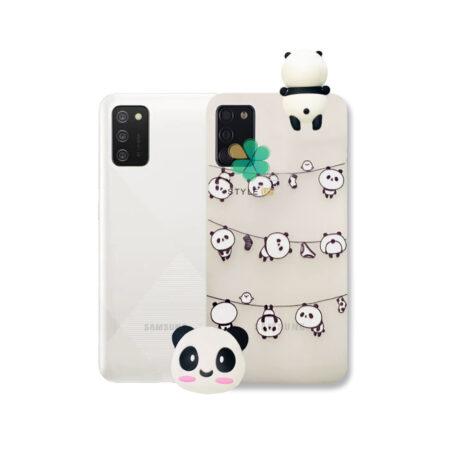 خرید قاب فانتزی گوشی سامسونگ Samsung Galaxy A02s مدل Panda