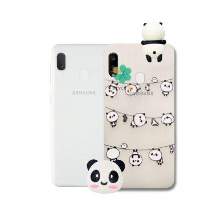 خرید قاب فانتزی گوشی سامسونگ Samsung Galaxy A20 مدل Panda