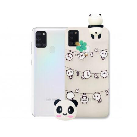 خرید قاب فانتزی گوشی سامسونگ Samsung Galaxy A21s مدل Panda