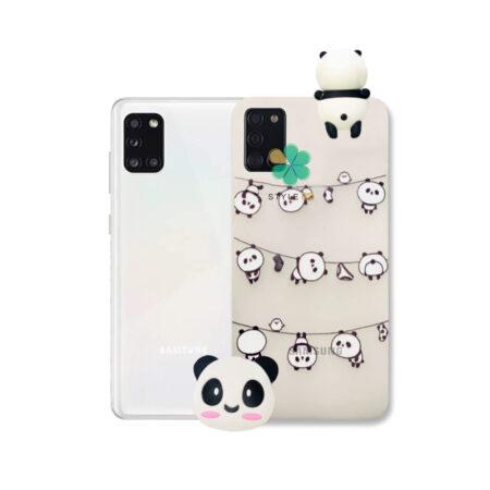 خرید قاب فانتزی گوشی سامسونگ Samsung Galaxy A31 مدل Panda