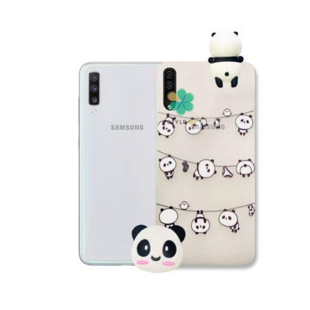 خرید قاب فانتزی گوشی سامسونگ Samsung Galaxy A70 مدل Panda
