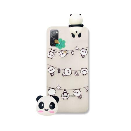 خرید قاب فانتزی گوشی سامسونگ Galaxy S20 FE 5G مدل Panda