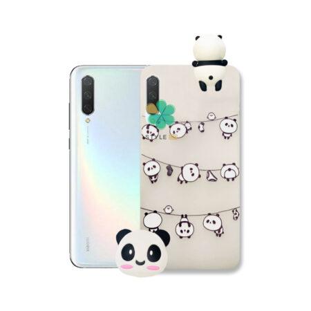 خرید قاب فانتزی گوشی شیائومی Xiaomi Mi 9 مدل Panda