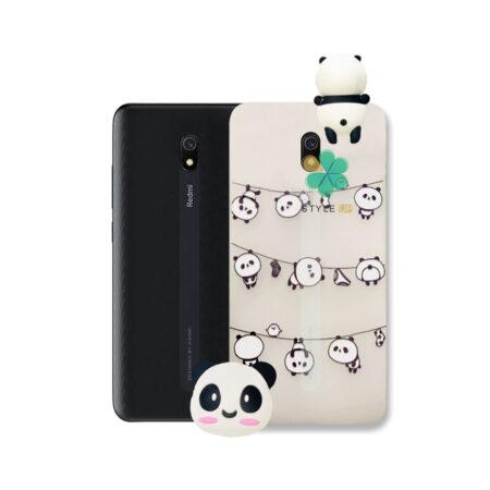 خرید قاب فانتزی گوشی شیائومی Xiaomi Redmi 8A مدل Panda