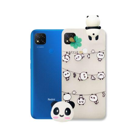 خرید قاب فانتزی گوشی شیائومی Xiaomi Redmi 9C مدل Panda