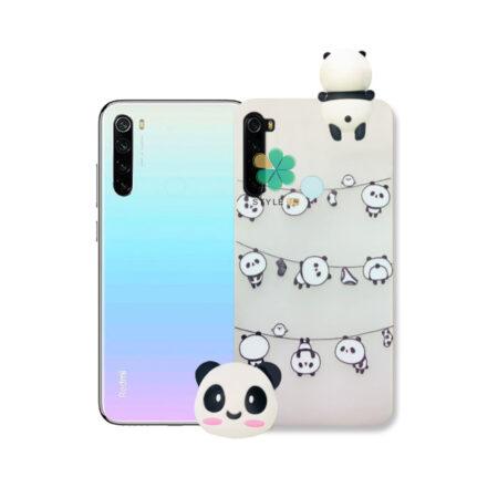 خرید قاب فانتزی گوشی شیائومی Xiaomi Redmi Note 8 مدل Panda