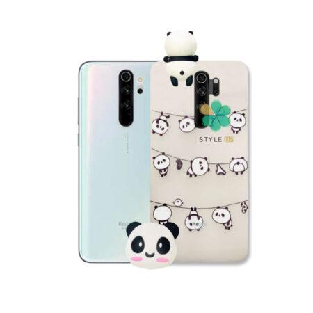 خرید قاب فانتزی گوشی شیائومی Xiaomi Redmi Note 8 Pro مدل Panda