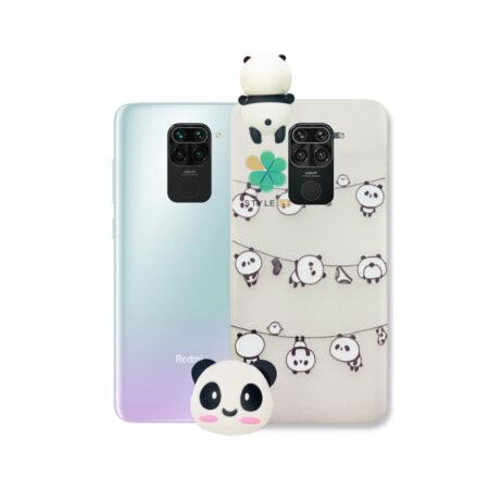 خرید قاب فانتزی گوشی شیائومی Xiaomi Redmi Note 9 مدل Panda