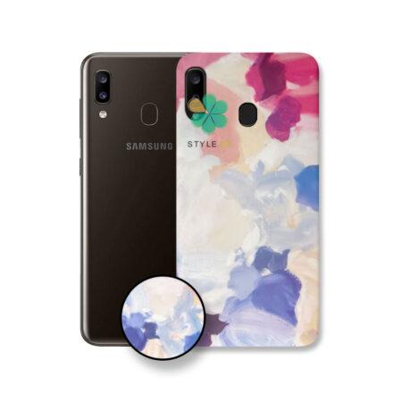 خرید قاب گوشی سامسونگ Samsung Galaxy A20 مدل Pastel