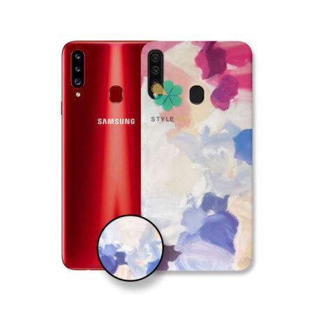 خرید قاب گوشی سامسونگ Samsung Galaxy A20s مدل Pastel