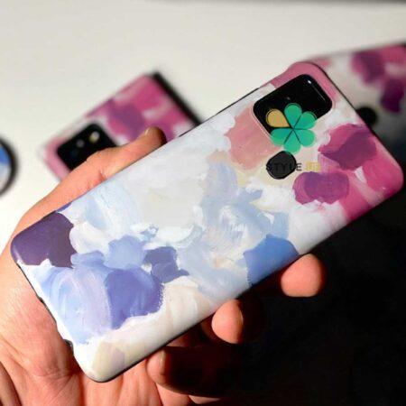 عکس قاب گوشی سامسونگ Samsung Galaxy A21s مدل Pastel